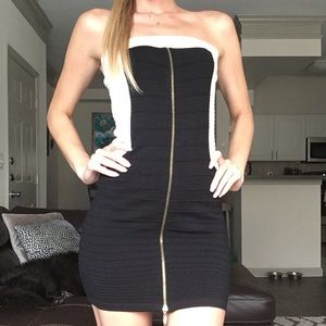 Romeo & Juliet Couture Bodycon Dress